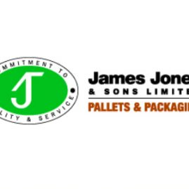 James Jones pallets and packaging