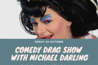 Comedy Drag Show with Michael Darling