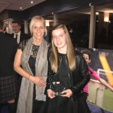 SFA Grassroots Awards Success for West Park Coach