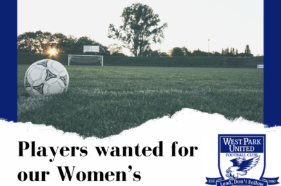 Women's Senior team players wanted
