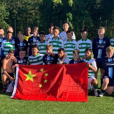 West Park 04s Take on Chinese Opposition